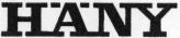 HÄNY Logo