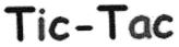 Tic - Tac Logo