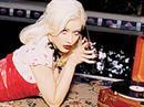 Christina Aguilera kommt an.