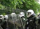 Die Sicherheitsmassnahmen mit einem der grössten Polizeieinsätze der deutschen Geschichte waren offensichtlich lückenhaft.