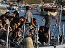 Erneute Flüchtlingsboote überrollen Lampedusa.