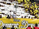 Berüchtigt in der ganzen Republik: Dresdner Fans.