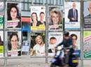 Wahl-SPAM in Zürich.
