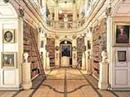 Prunkvoll: Die Anna Amalia Bibliothek in Thüringen.