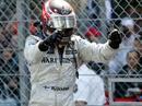 Kimi holte den 2. Sieg in Folge.