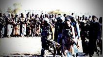 Taliban-Truppen (Archivbild).