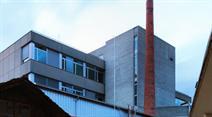 «Villa Gerber», die ehemaligen Käsefabrik in Thun.