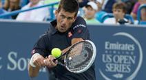 Jetzt spielt Djokovic gegen Federer. (Archivbild)
