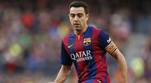 Xavi kehrt Barça den Rücken.