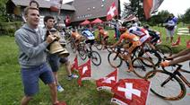 Die nächstjährige Tour de Suisse kommt Kletterern zugute.