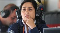 Sauber-Teamchefin Monisha Kaltenborn.