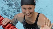 Maria Ugolkova, eingebürgerte Russin.