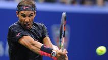 Rafael Nadal muss nun gegen Fabio Fognini ran.