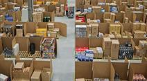 Amazon verdiente im vergangenen Quartal 513 Millionen Dollar. (Symbolbild)