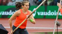 Nicole Büchler geht in Doha an den Start.