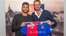 Abwehrspieler Omar Alderete schliesst sich dem FC Basel an.