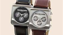 Die edlen Armbanduhren Cassola Black & Cassola Silver von Lambretta.