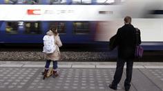 Ziel des Ausbaus: Der Anschluss ans europäische Hochgeschwindigkeitsnetz
