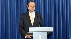 Antonis Samaras, Ministerpräsident Griechenland
