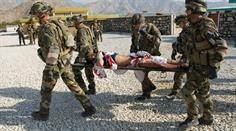 Gewalt in Afghanistan - Tag für Tag.