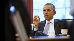 Barack Obama sprach seine Anteilnahme aus.