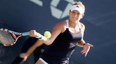 Timea Bacsinszky unterlag Venus Williams.