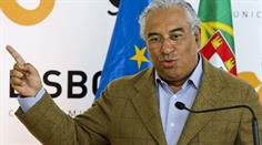 Lissabons Bürgermeister Antonio Costa.