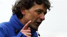Sions Trainer Admir Smajic. (Archivbild)