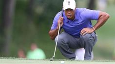 Tiger Woods ist noch nicht bereit.