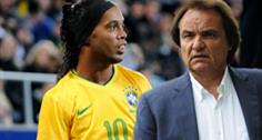 Constantin will Ronaldinho ins Wallis lotsen.