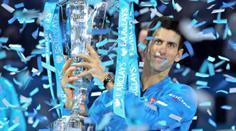 Djokovic gewinnt ATP-Finals.