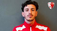 Der FC Sion nimmt den 19-jährigen Stürmer Noash Blasucci unter Vertrag.