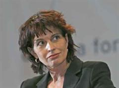 CVP-Parteipräsidentin Doris Leuthard.