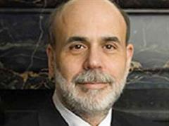 Der amerikanische Notenbank-Chef Ben Bernanke.