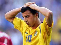 Vor allem Zlatan Ibrahimovic wurde von den rund 500 Zuschauern frenetisch gefeiert.