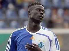 Demba Touré wird bis Juni bei Dynamo Kiew spielen.