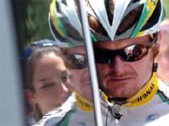 Floyd Landis kann auf keinen Fall bei der Tour de France 2008 starten.
