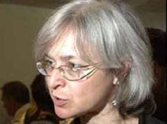Anna Politkowskaja wurde Anfangs Oktober erschossen.