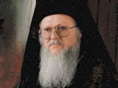 Der orthodoxe Patriarch Bartholomäus I.