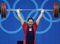 Thongsuk schaffte 142 Kilogramm. (Archivbild)