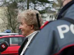Vreni Spörry bedauerte in einer persönlichen Erklärung den Untergang der SAirGroup.
