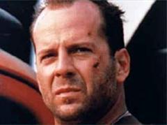 Bruce Willis in seiner Paraderolle als John McClane.