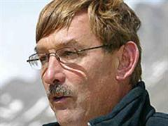Conradin Malär: OK-Präsident des Weltcupfinale 2005.