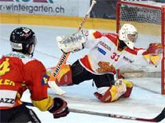 Die Ligaqualifikation lautete SCL Tigers - EHC Biel.