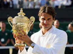 Roger Federer: «Man braucht immer auch Glück.»