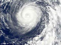 Nach den Philippinen wütet Taifun Sepat nun über Taiwan.