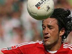 Bayerns Luca Toni.