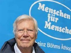 Karlheinz Böhm erhielt den Sonderpreis.