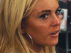 Striktes Alkoholverbot: Lindsay Lohan.