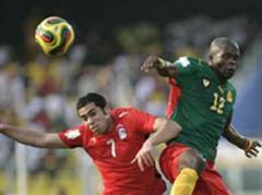 Meneim Fathy gegen Alain Nkong.